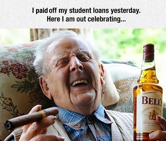 Paying Those Student Loans