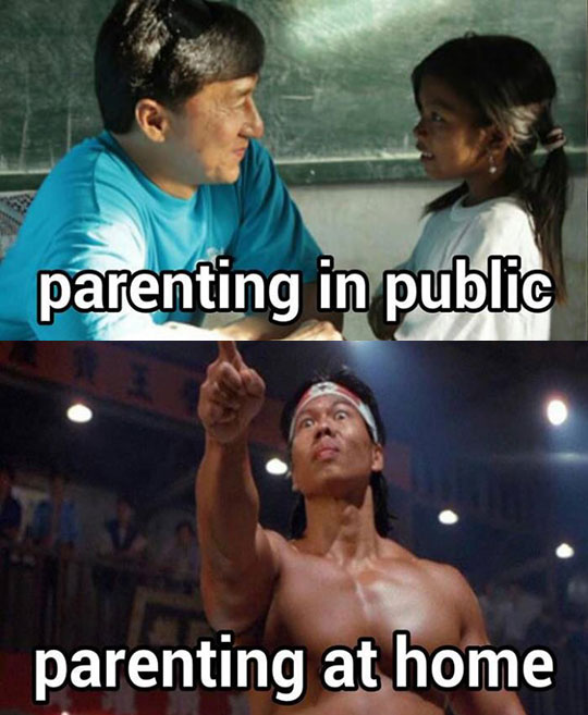 Two Types Of Parenting