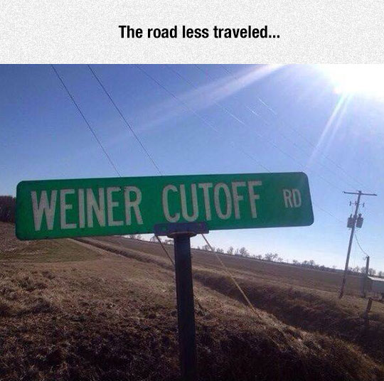 Probably A Short Cut