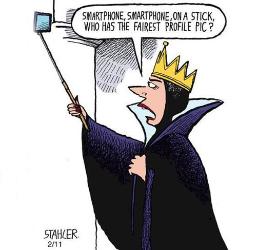 funny-smartphone-stick-profile-witch