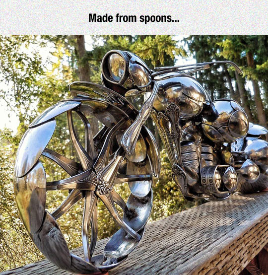funny-spoon-bike-sculpture-cool
