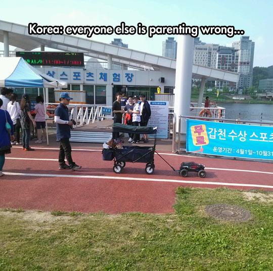 Korean Parenting