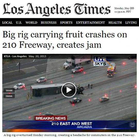 I Smile Every Time I See This Headline