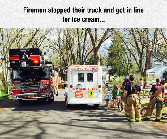 funny-truck-ice-cream-firemen