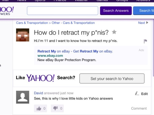 What is sex like yahoo answers galleries 442