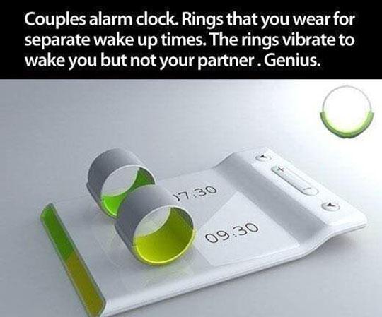 Clever Alarm Clock Concept