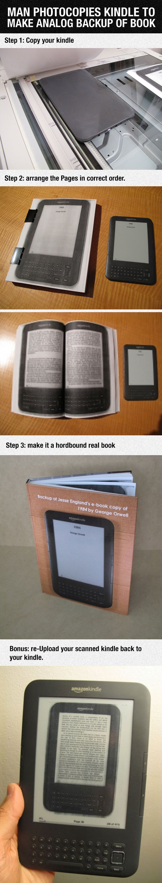Copying A Book