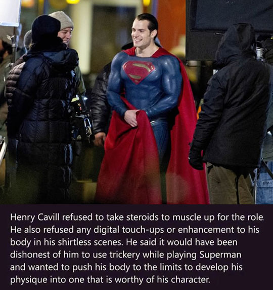 No Doubt He Deserves To Be Superman