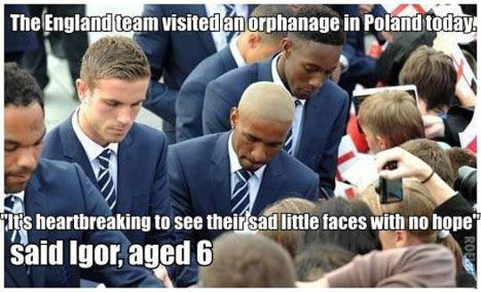 Their Sad Little Faces