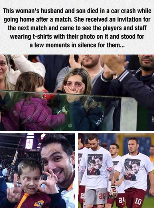 What A Nice Gesture From Them