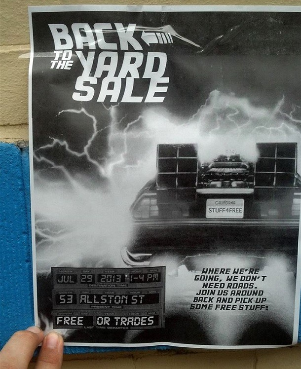 back-to-the-future-yard-sale-sign-610x748