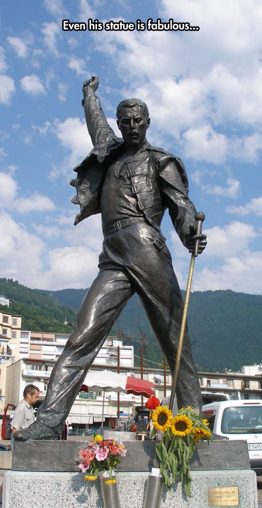 Freddie Mercury, Everyone
