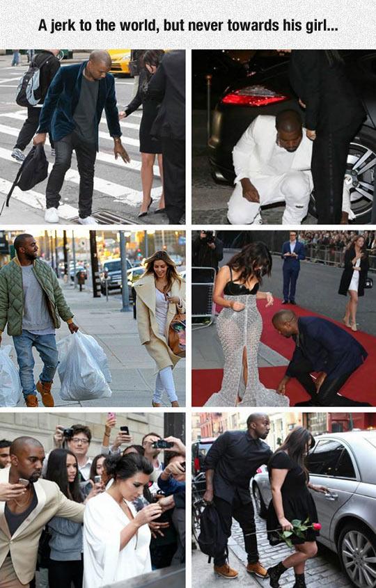 cool-Kanye-West-gentleman-Kim