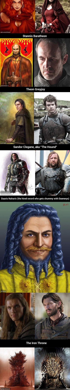 cool-comparison-GoT-characters-Jon
