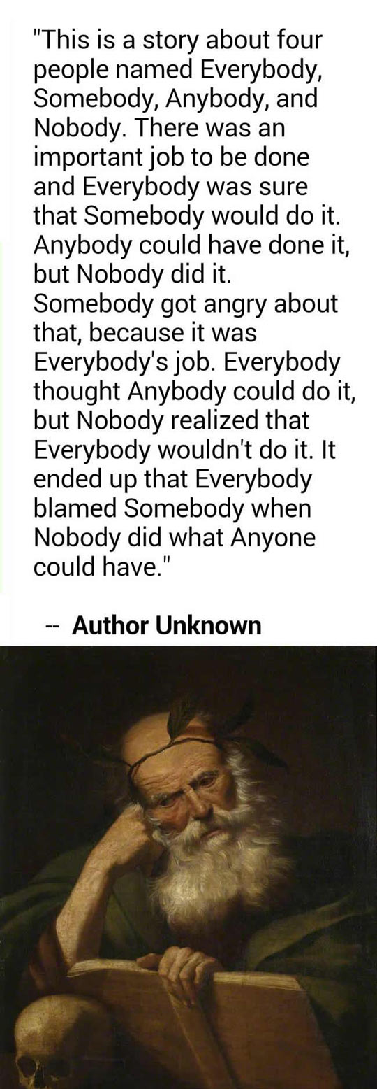 Philosophical Story