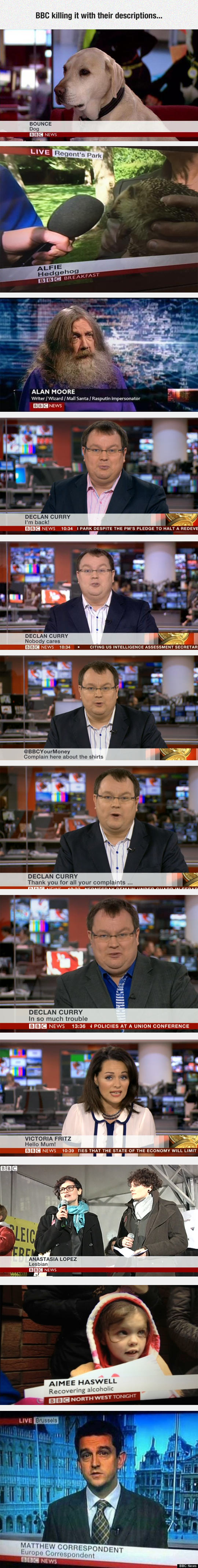 The Person In Charge Of Captions At BBC Deserves A Raise