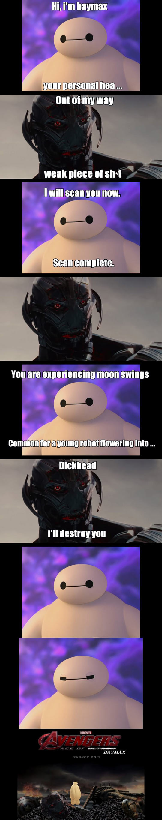 funny-Baymax-Ultron-fight-mad
