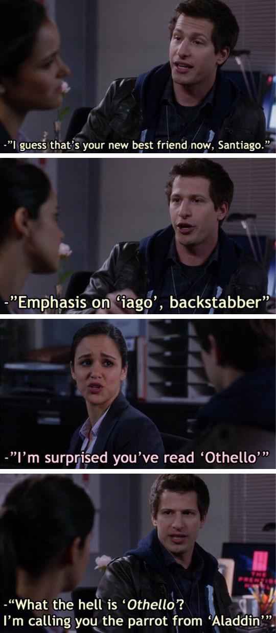 You Backstabber Scum