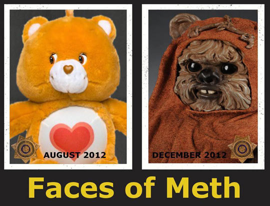 The Faces Of Meth