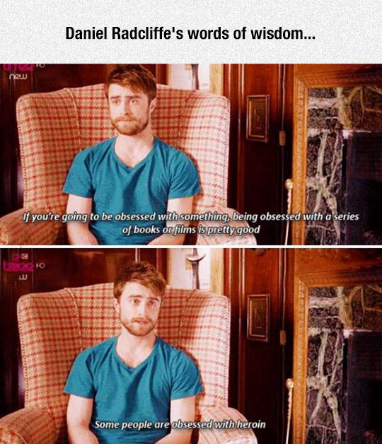 Daniel Telling It How It Is
