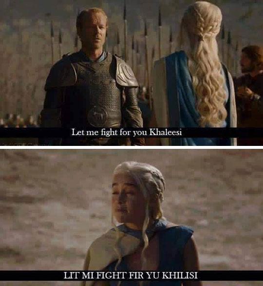funny-GoT-Jorah-Daenerys-Targaryen-mocking