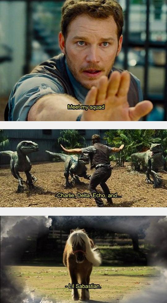 funny-Jurassic-World-Chris-Pratt-Parks-Rec
