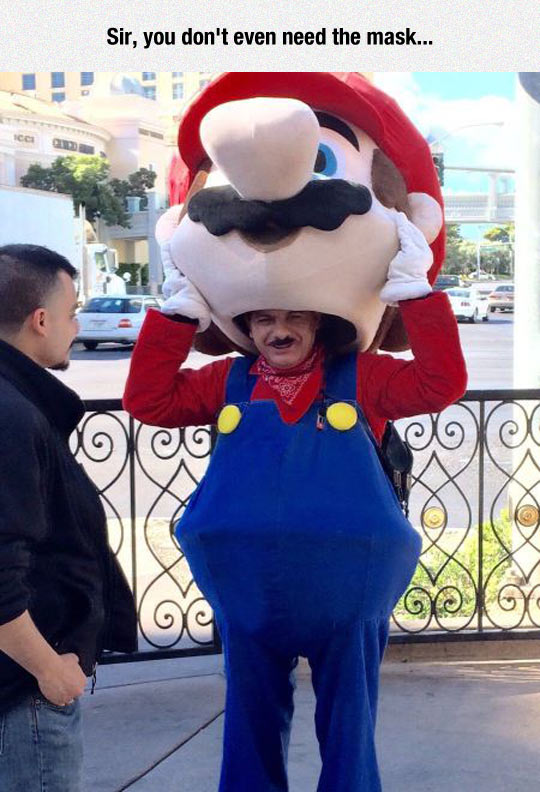 funny-Mario-disguise-mask-real
