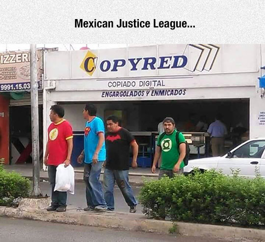 funny-Mexican-Justice-League-shirts