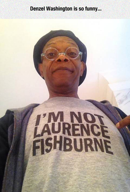 I Think Morgan Freeman Has A Point