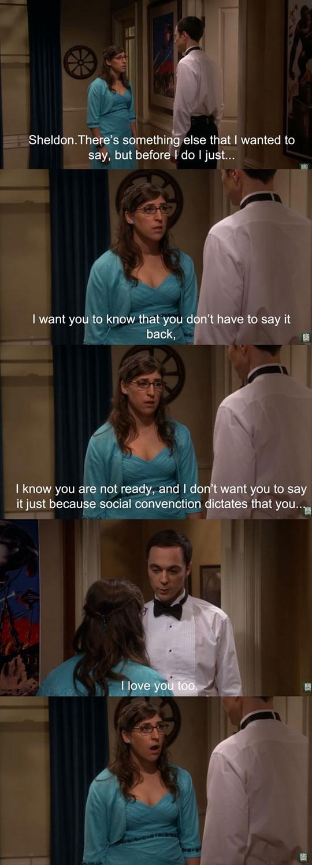 funny-Sheldon-Amy-love-dress