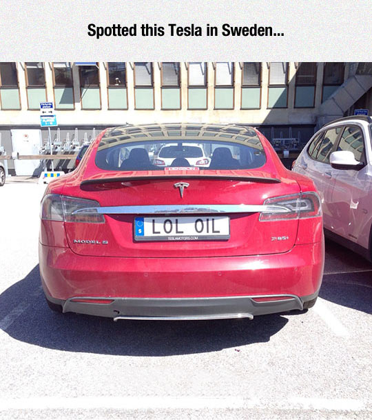 Electric Car Master Race
