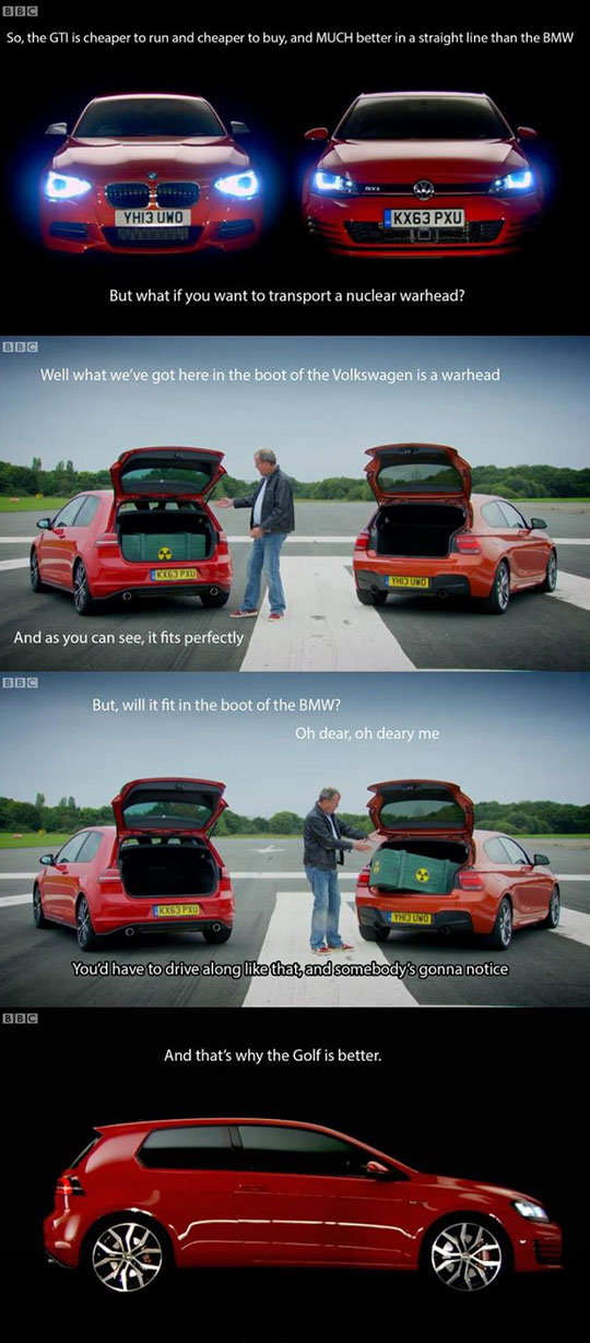 Why Top Gear Was One Of The Best Shows Ever Made