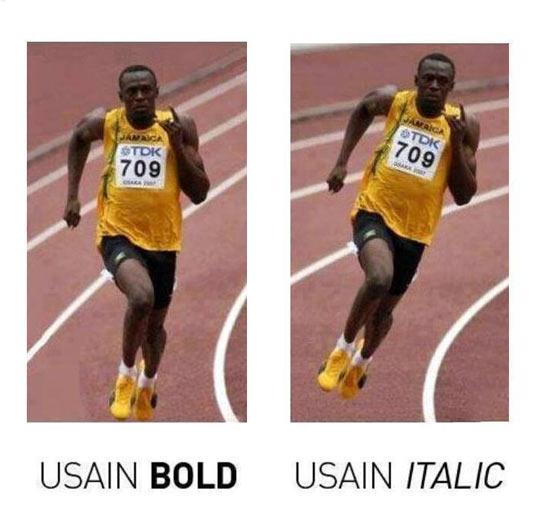 Types Of Usain