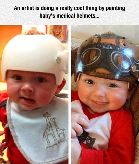 Baby Medical Helmets