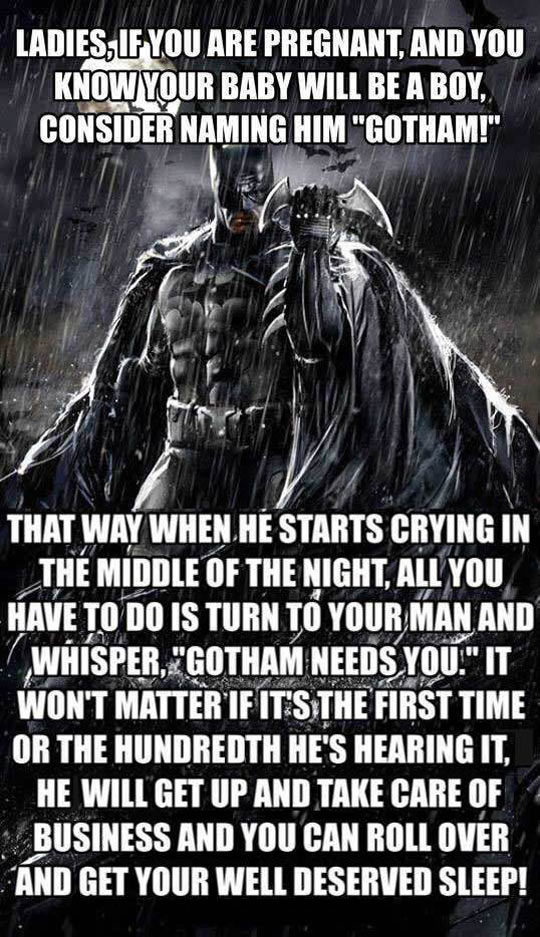 Gotham Needs You