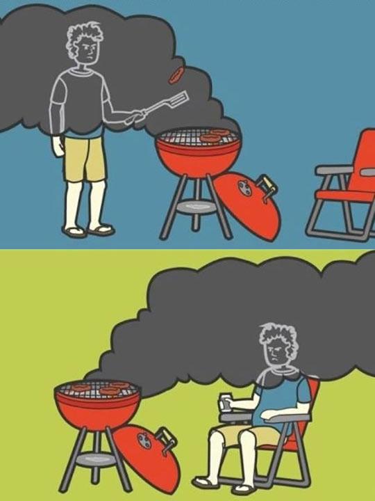 funny-cartoon-grill-smoke-annoying-barbecue