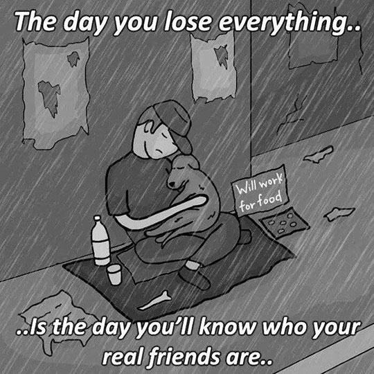 Real Friends Are Priceless