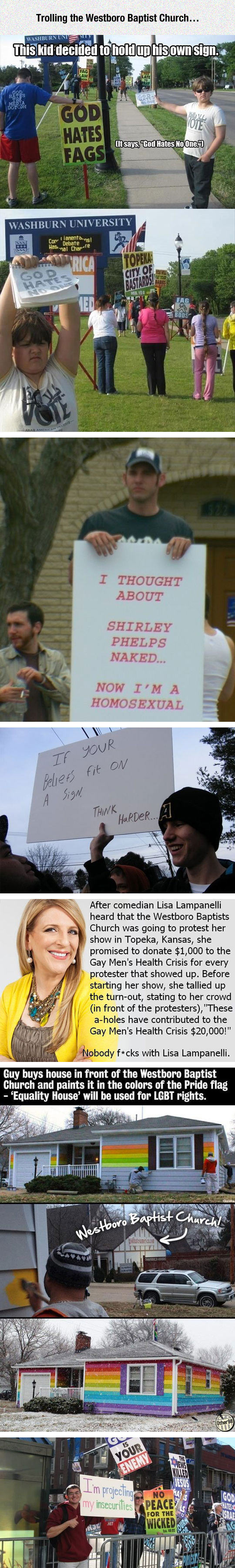 funny-church-sign-gay-protester