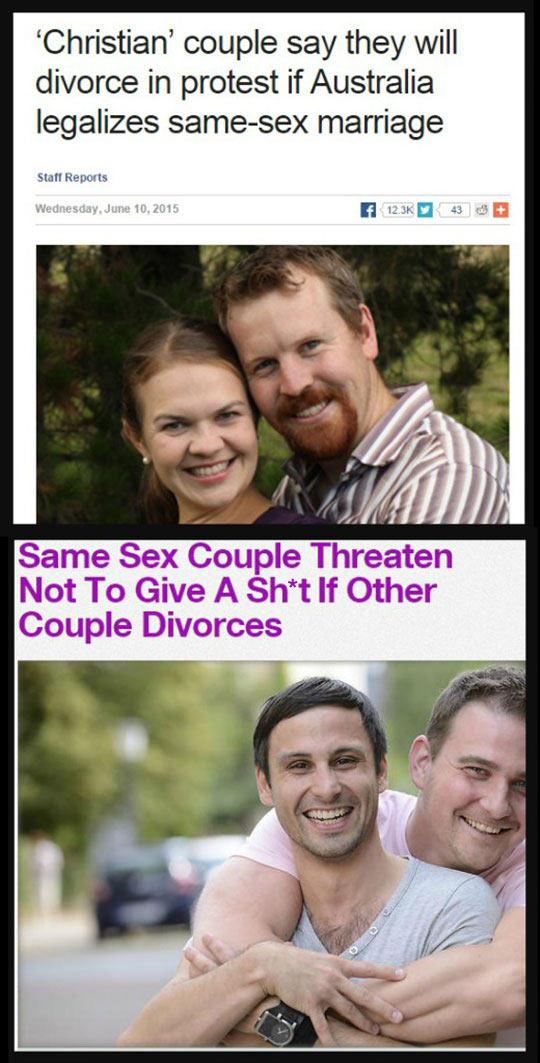 funny-couple-divorce-gay-marriage-Australia