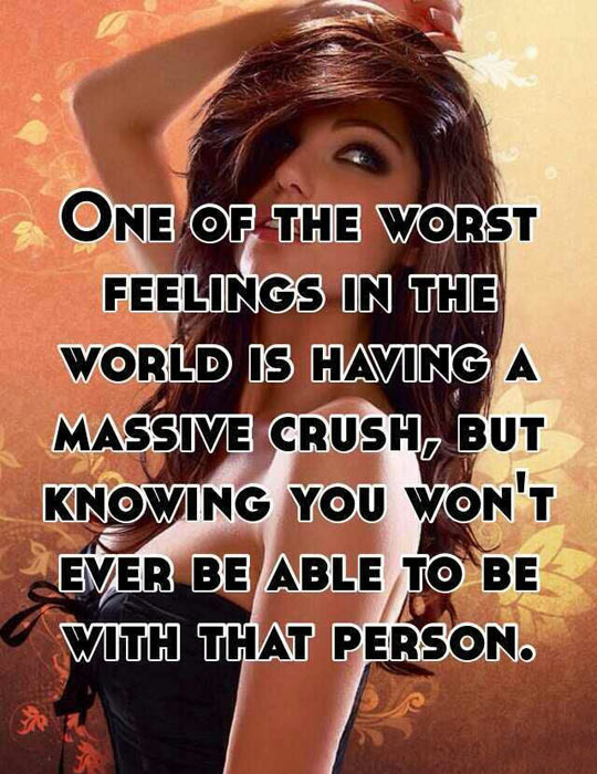 Worst Feeling In The World