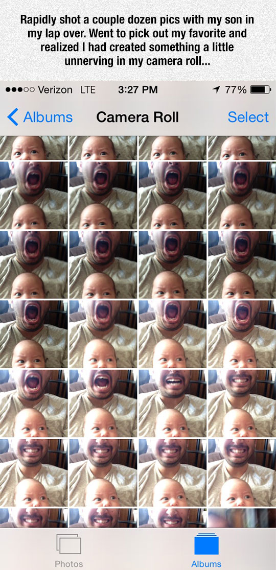 funny-dad-baby-camera-roll-face