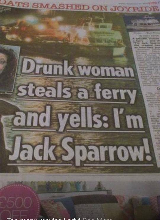 funny-drunk-woman-Jack-Sparrow-ferry