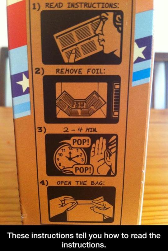 Useful Instructions