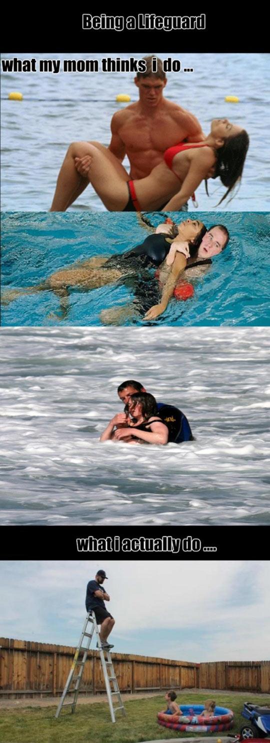 funny-lifeguard-saving-life-ocean-kids