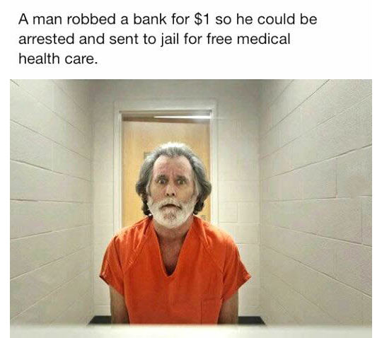 funny-man-arrested-health-care