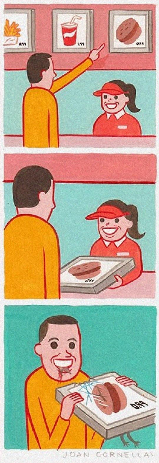 funny-man-burger-asking-comic
