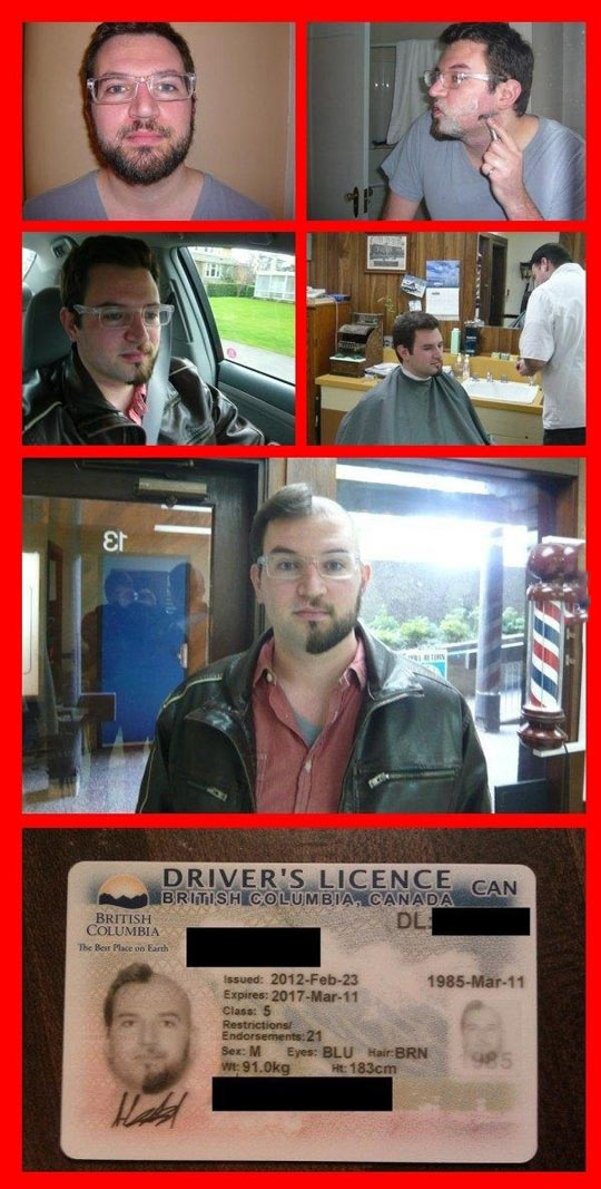 funny-man-haircut-divers-licence