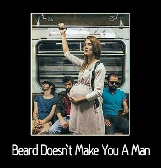 With All The Beard Talk Around Here
