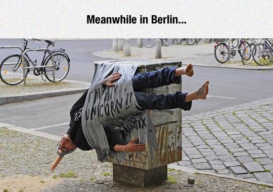 funny-man-taped-unicorn-Berlin