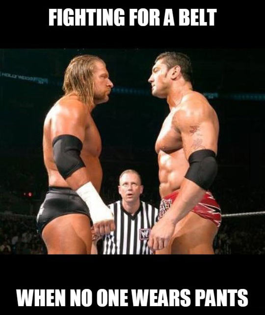 Wrestling Logic